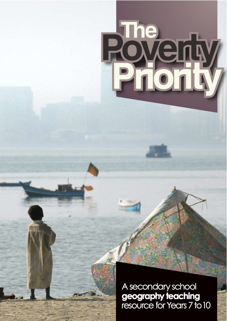 The Poverty Priority cover